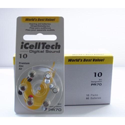 iCellTech Platinum 10DS-60
