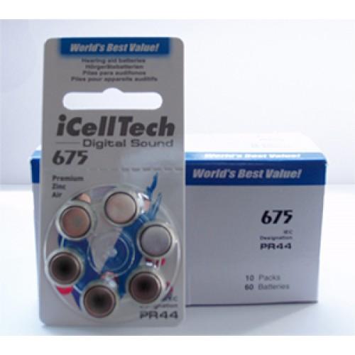 iCellTech Platinum 675DS-60